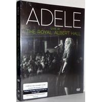 Dvd + Cd Adele - Live At The Royal Albert Hall