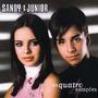 Sandy E Junior - As Quatro Estaçoes Cd Raro Novo Original !!