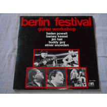 Berlin Festival - Guitar Workshop Lp Vinil Jazz Blues Bossa