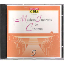 Cd Músicas Imortais Do Cinema Volume 5
