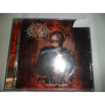Cd Importado - Naglfar - Ex Inferis
