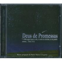Cd Toque No Altar - Deus De Promessas [original]