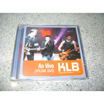 Cd - Klb Ao Vivo Volume 2