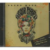 Cd - Bruno Mars - - Concert 2012 - Lacrado