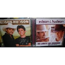 Cd Edson E Hudson Galera Coração E No Limite Da Saudade