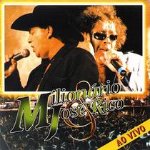 Milionario E Jose Rico Vol.24 Ao Vivo- Cd Original