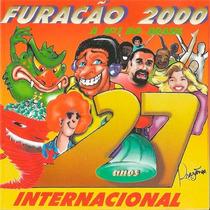 Cd-furacão 2000-27 Anos Internacional-em Otimo Estado