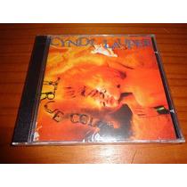 Cyndi Lauper - Cd True Colors - Lacrado - Nacional