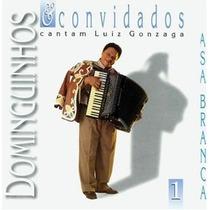 Cd Dominguinhos & Convidados: Cantam Luiz Gonzaga Vols.1 & 2