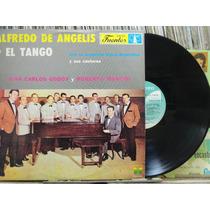 Alfredo De Angelis Sua Orquestra Tipica Y El Tango Lp Copaca