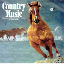 Vinil/lp - Country Music - The Midnight Ramblers - 1989