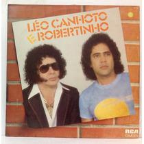 Lp Léo Canhoto E Robertinho - O Último Julgamento - 1983