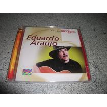 Cd - Eduardo Araujo Serie Bis Jovem Guarda Duplo