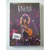Paula Fernandes - Dvd Multishow Ao Vivo - Lacrado!!!!