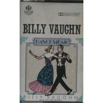 Fita K7 - Billy Vaughn - Dance Music And His Orchestra 1991