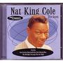 Cd Nat King Cole - The Crooners (usado/otimo)