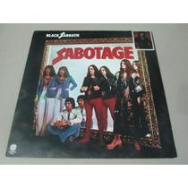 Lp Black Sabbath - Sabotage (1986)