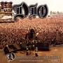 Cd Dio - At Donington Uk: Live 1983 & 1987 - Frete Grátis