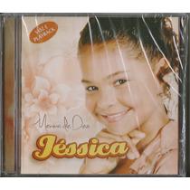 Cd Jessica - Menina De Deus * Bônus Playback