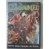 Dvd Limão Com Mel Talismã