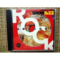 Cd Planeta Rock - Coletânea Revista Show Bizz Vol. 3