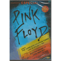 Dvd- Pink Floyd- Calhoun Tapes Live In Atlanta 1987 Especial