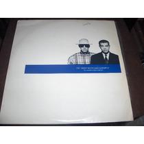 Lp Pet Shop Boys Discography Duplo Com Encarte