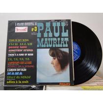 Lp Vinil Paul Mauriat A Grande Orquestra N 3 Veja O Video 7c
