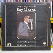 Os Grandes Sucessos De Ray Charles Lp Vinil