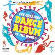 Cd Duplo Dance Album - The Greatest Of The Word - Novo***