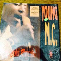Lp Vinil Young Mc Hip Hop Raro Importado .