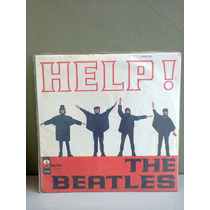 Lp The Beatles Help ! Capa Sanduíche