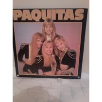 Lp Paquitas 1989 C/encarte