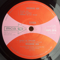 Lp Wishbone Ash 1º Álbum Import 1º Prensa Uk 1970 Nmint Raro