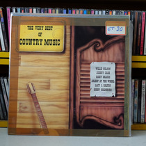 The Very Best Of Country Music - Willie Nelson Lp Vinil