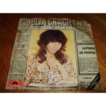 Compacto Julia Graciela Anúncio De Jornal 1980
