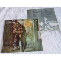 Lp Jethro Tull Aqualung Reprise Records Made In Usa Encarte