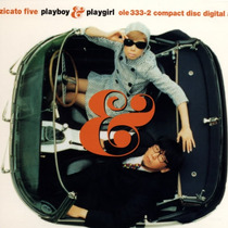 Cd Pizzicato Five Playboy & Playgirl (1999) - Novo Lacrado