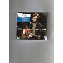 Dvd + Cd Duplo Eric Clapton - Mtv Unplugged Deluxe Edition