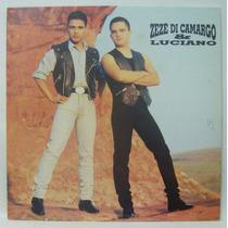 Lp Zezé Di Camargo & Luciano - Pão De Mel - Columbia - 1995