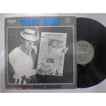 Lp - Thildo Gama / Conexão Raul Seixas / Rock Discos