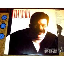 Lp Tim Maia - Leva Bem Vinda (1985)c/ Dominguinhos + Encarte