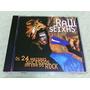 Cd Raul Seixas - Os 24 Maiores Sucessos Da Era Do Rock *