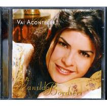 Cd Vanilda Bordieri - Vai Acontecer * Original