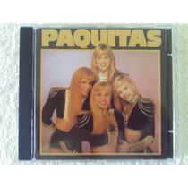 Cd Colecionador - Paquitas 1989 E 1991