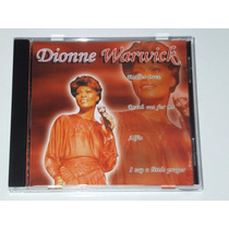 Cd Dionne Warwick - Endless Love, Reach Out For Me, Alfie...