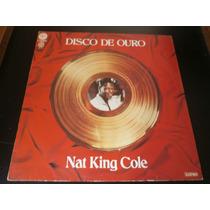 Lp Nat King Cole, Disco De Ouro, Disco Vinil, Ano 1974