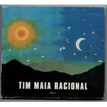 Cd Tim Maia - Racional - Vol 1 - Com Bônus = Bom Senso