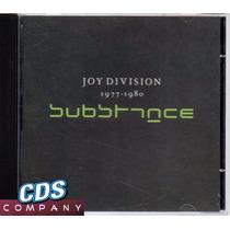Cd Joy Division - 1977 - 1980 - Substance