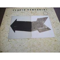 Raro - Lp Vinil - Flavio Venturini - Cidade Veloz - Seminovo